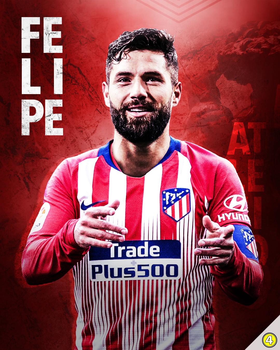 Felipe Atletico Madrid Transfer Mts Media